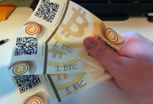 کیف پول های ارز دیجیتال؛ کیف پول کاغذی بیت کوین