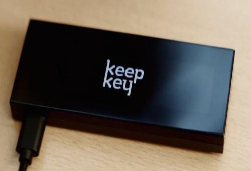 کیف پول ارز دیجیتال؛ KeepKey