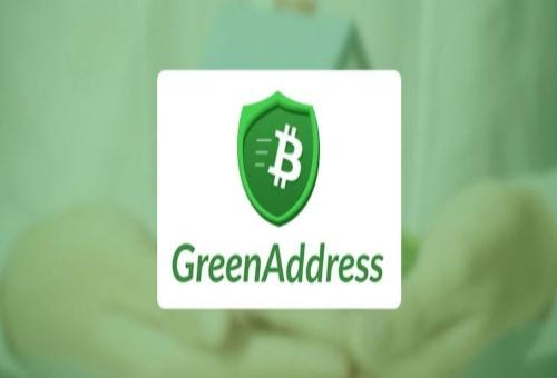 کیف پول ارز دیجیتال؛ greenaddress