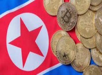کره شمالی و بیت کوین