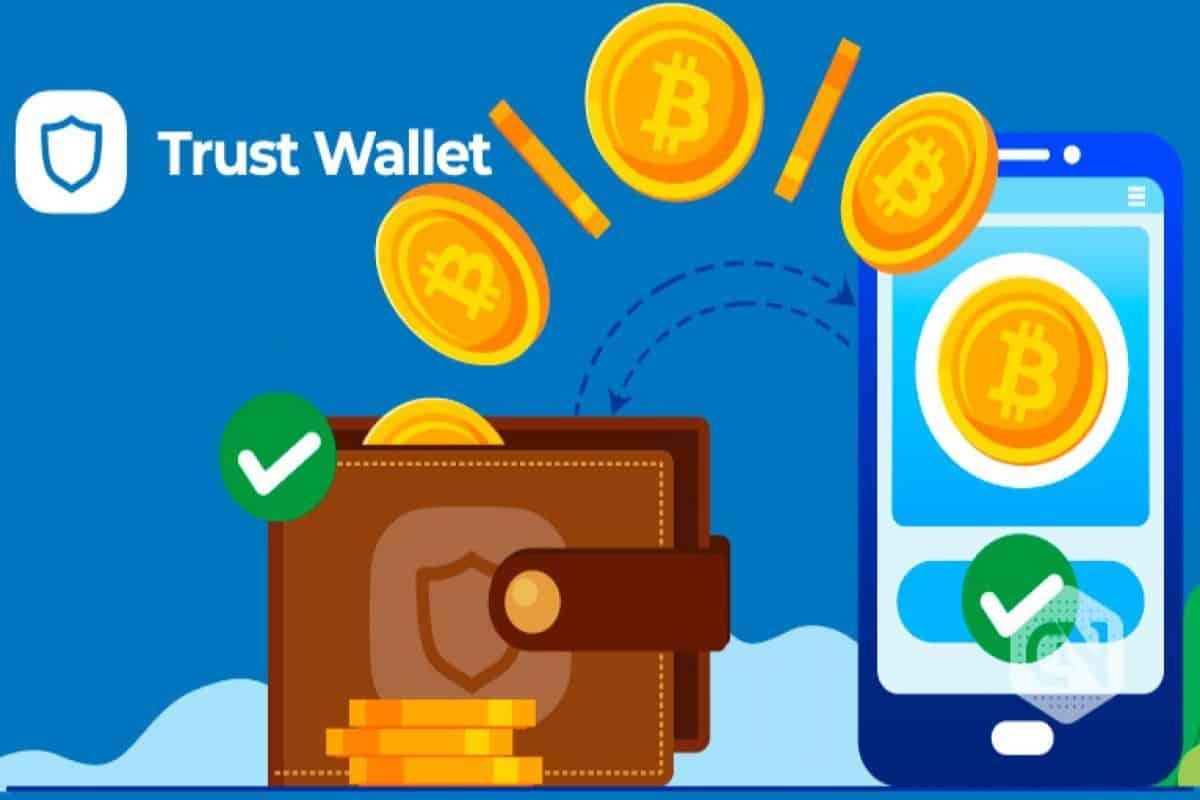 کیف پول تراست ولت؛ آموزش کیف پول نرمافزاری Trust wallet