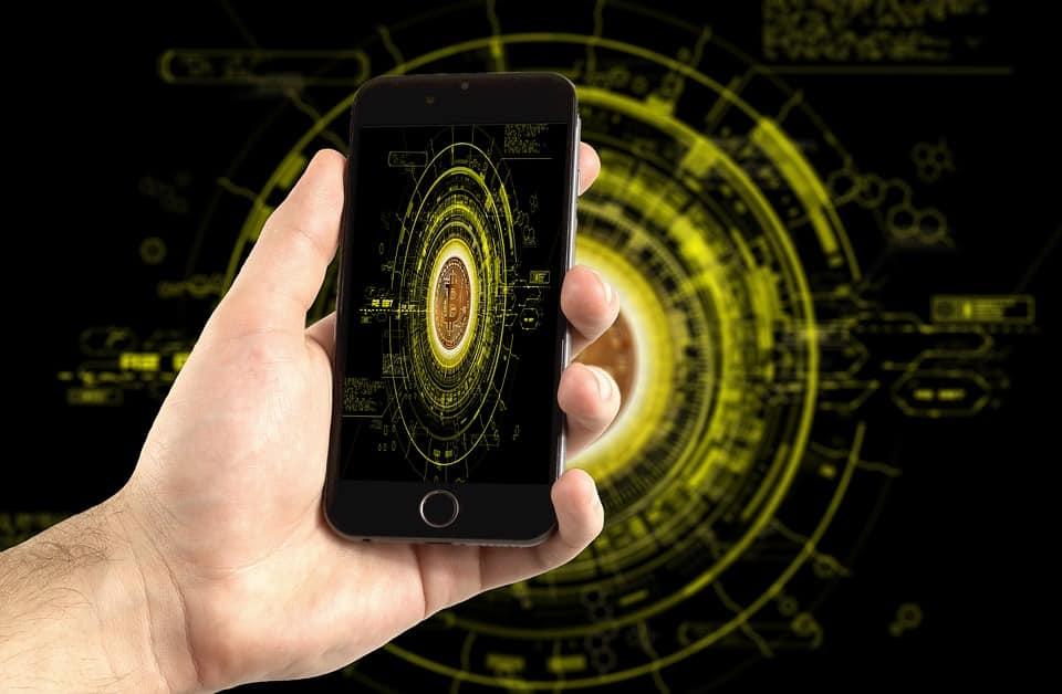 استخراج بیتکوین با موبایل
