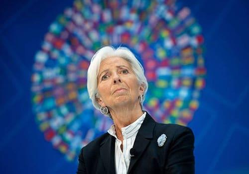 کریستین لگارد نظر افراد مشهور درباره بیت کوین