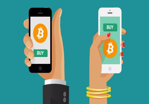 خرید آنلاین با بیت کوین