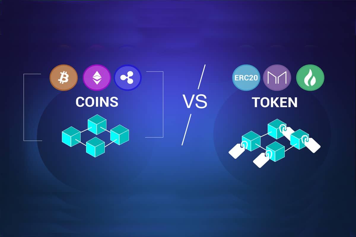 تفاوت کوین (Coin) و توکن (Token) چیست؟