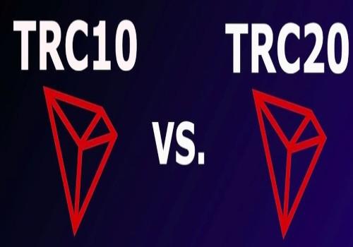 تفاوت TRC10 و TRC20 در شبکه ترون