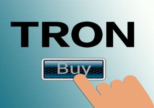 چگونه ترون بخریم؟