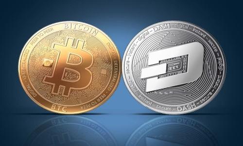 تفاوت ارز دیجیتال دش و بیت کوین