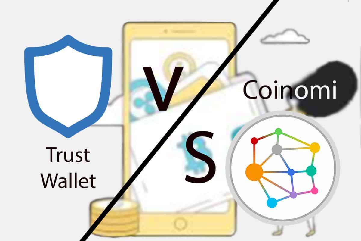 کیف پول تراست یا کوینومی؛ مقایسه 2 کیف پول نرمافزاری ارز دیجیتال