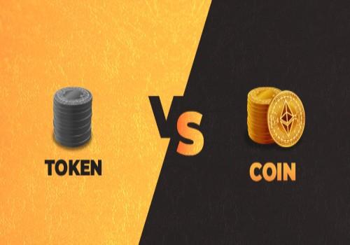 تفاوت کوین و توکن ارز دیجیتال چیست