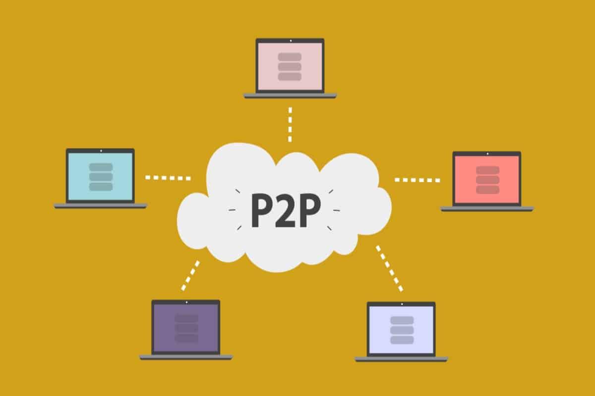 شبکه همتا به همتا چیست (P2P) و چه نقشی در بلاکچین دارد؟