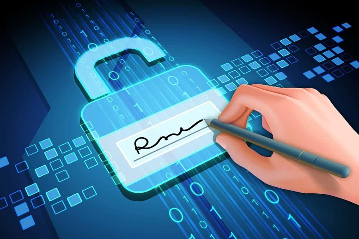 امضای دیجیتال در بلاکچین چیست و چگونه کار میکند؟