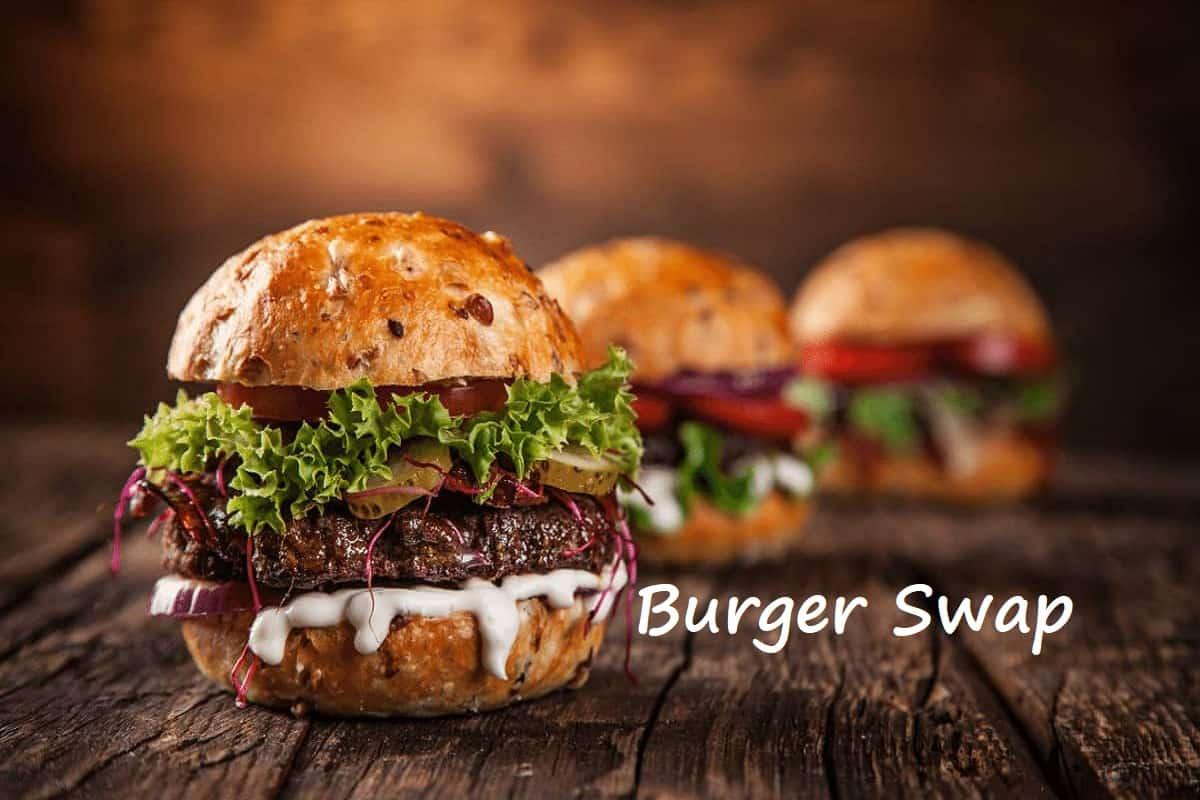 آموزش کار با صرافی غیرمتمرکز برگر سواپ (Burger Swap)